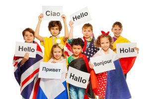 What If My Internationally Adopted Child Doesn't Speak English?