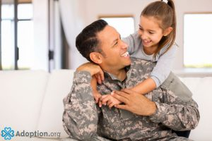 Can I Adopt If I'm in the Military?
