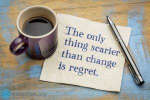 Do You Regret Adopting?