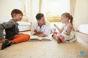How Should I Talk About Adoption with My Children?